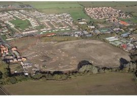 Thumbnail Land for sale in Land Off Catterick Road, Catterick Road, Colburn