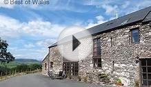 5 Star Holiday Cottage with Games Room in Mid Wales