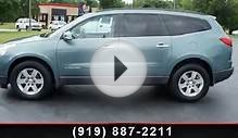 2009 Chevrolet Traverse Used Car For Sale Rocky Mt, North