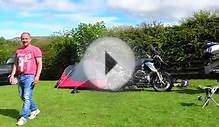 2015 BMW R1200GS Adventure camping in the Yorkshire Dales