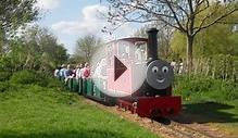 bank holiday monday at the ferry meadows railway with