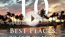 Best Places to Stay on Maui | Hotels, Resorts, Condos