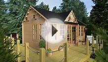 BillyOh Village Hall Log Cabin - Summer Houses - Garden
