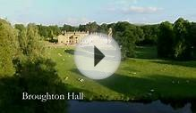 Broughton Hall in the Yorkshire Dales