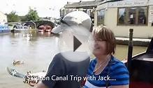 Canal Trip, Skipton, North Yorkshire