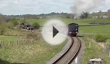 Embsay & Bolton Abbey Railway Branchline Weekend 04-05-2015