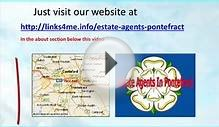 Estate Agents Pontefract Yorkshire Buying Selling Renting