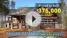 Falling Waters Lakefront Lodge for Sale. Call -696-8112