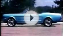 Ford Mustang Hire UK - Self Drive Classic Car Hire