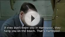 HITLER FINDS OUT NORTH YORKSHIRE POLICE MERGING WITH