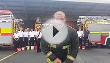 Ice Bucket Challenge- South Yorkshire Fire & Rescue