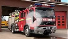 ITV news report on cuts to North Yorks Fire and Rescue