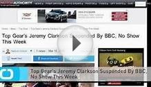 Jeremy Clarkson inquiry: staff at hotel of Top Gear