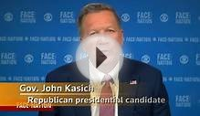 Kasich determined to stay in race