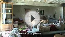 Les Bertins - 8 bedroom rural holiday rental house in