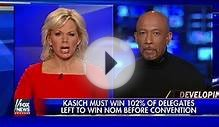 Montel Williams urges Kasich to stay in the 2016 race