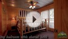 Mountaintop Lodge Log Cabin Vacation Rental