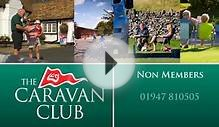 North Yorkshire Moors Caravan Club Site