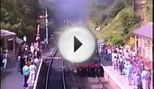 North Yorkshire Moors Railway 1991 part 3