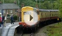 North Yorkshire Moors Railway Diesel Gala - Sunday 19th