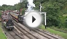 North Yorkshire Moors Railway - Gold Timetable - 19/08/2013