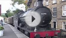 North Yorkshire Moors Railway Holiday D3 Green Timetable