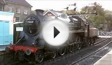 North Yorkshire Moors Railway Holiday D6 Green Timetable