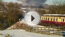 North Yorkshire Moors Railway Santa Specials at minus 9