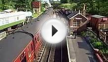 North Yorkshire Moors Railway - Whitby to Pickering