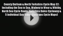 PDF County Durham & North Yorkshire Cycle Map 32