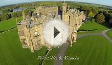 Priscilla Ronnie - Allerton Castle - North Yorkshire