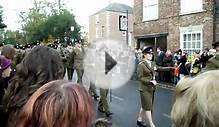 Remembrance Day Service, Ripon North Yorkshire, 14th