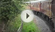 Ride on a Steam Train in North Yorkshire