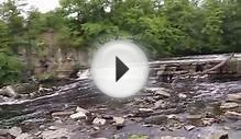 river swale waterfall yorkshire dales 21 05 2015 richmond