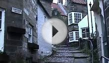 Robin Hoods Bay, North Yorkshire, England - Part 2, back
