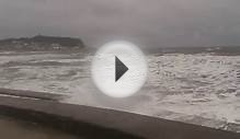 Rough Seas in Scarborough, North Yorkshire. 14/10/13
