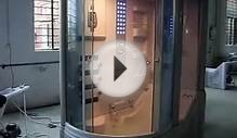 STEAM SHOWER ROOM WHIRLPOOL HOT TUBS SPA SAUNA BATH