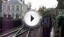 Steam train. Pickering North Yorkshire part one