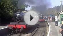 Steam Trains North Yorkshire Moors Railway
