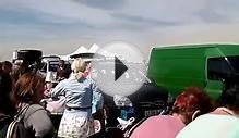 Strawberry Fields Car Boot Sale in Bridlington Yorkshire