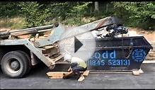 ToddSkips Skip Hire Collection