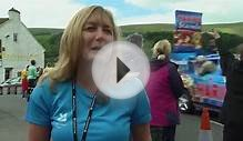 Tour de France 2014 - The Build Up: Buckden, North Yorkshire