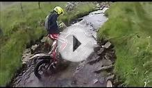 Trials Event in the Yorkshire Dales.