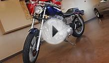 Used 1991 Harley-Davidson Sportster for sale in NORTH