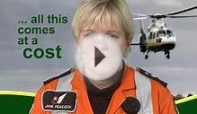 We are the Great North Air Ambulance Service