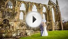Wedding Photography at The Priory Church at Bolton Abbey