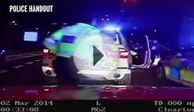 West and South Yorkshire Police Pursuit - Officers lucky