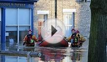 York floods 'unprecedented': People asked to stay out