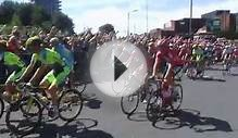 Yorkshire Grand Depart Chris Froome leads Tour de France 2014
