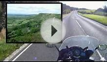 Yorkshire Moors Video Guide North Yorkshire MotorBike